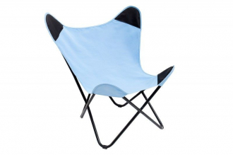 židlo-křeslo BUTTERFLY BLUE