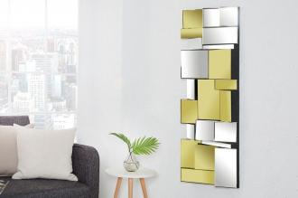 luxusní zrcadlo INVOLUTION 120/40-CM