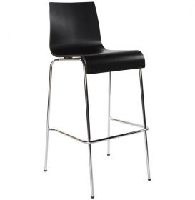 barová židle PARIS BLACK