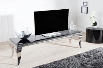 televizní stolek MODERN BAROCCO 160-BLACK