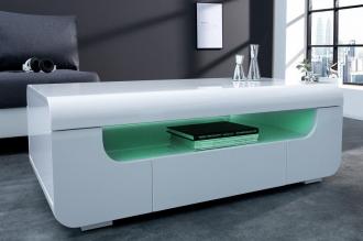 konferenční stůl COUBE 120-CM s LED osvětlením