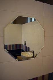 zrcadlo DIAMANT 50/50