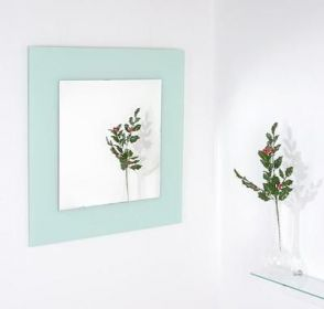zrcadlo CUBE GREEN 60/60