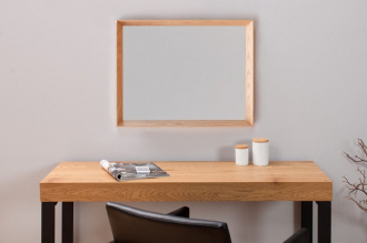 zrcadlo NATURE 54/44-D  masiv dub