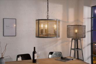 stropní svítidlo LOFT IRON GREY