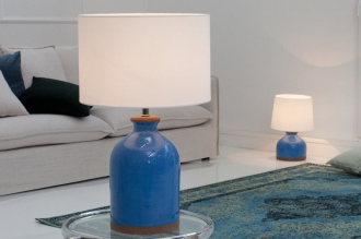 stolní lampa CLASSIC 60-BLUE