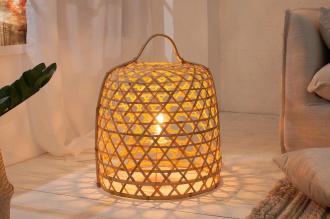stolní lampa BAMBOO 45-bambus