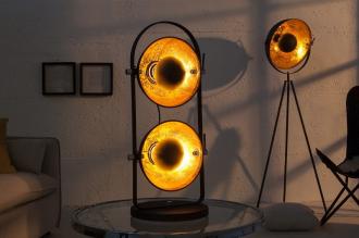 stolní lampa STUDIO 2M BLACK GOLD