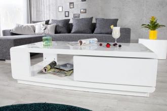 konferenční stolek FORTUNA WHITE