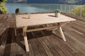 zahradní stůl RIVER 160-CM masiv akácie