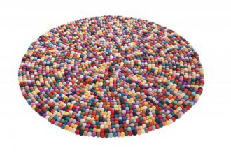 koberec LITTLE BALL 100-100 CM