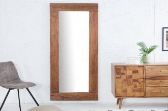 zrcadlo HEMINGWAY 180/80 masiv teak