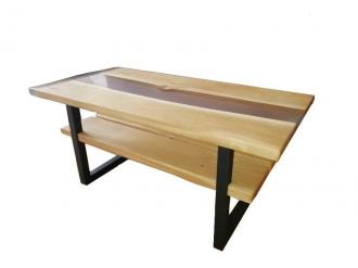 Luxusní pryskyřicový stůl LAGUNA