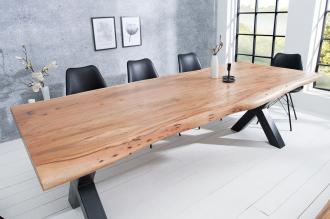jídelní stůl MAMMUT 240-X masiv akácie