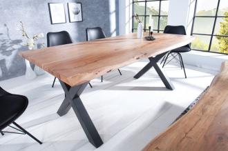jídelní stůl MAMMUT 160-X masiv akácie
