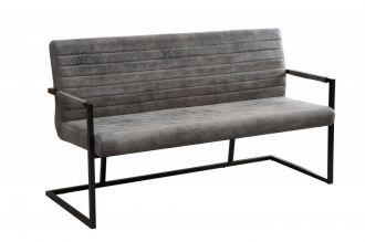 stolová lavice IMPERIAL GREY 160-CM