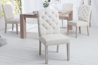 Jídelní židle CASTLE BP BEIGE