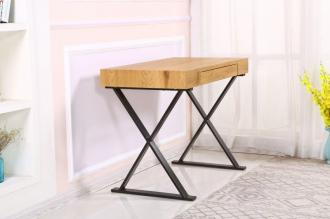 Konzolový stolek GRACE OAK 100CM