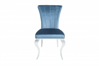 Židle MODERN BAROCCO BLUE