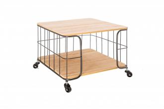 Odkládací/konferenční stolek STORAGE 49CM