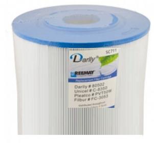 Kartušový filtr 180/215mm SC711