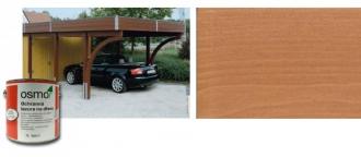 Ochranná olejová lazura na dřevo - 0,75 L / 702 MODŘÍN