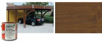 Ochranná olejová lazura na dřevo - 0,75 L / 707 OŘECH