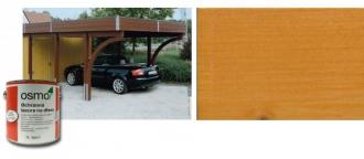 Ochranná olejová lazura na dřevo - 0,75 L / 710 PINIE