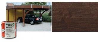Ochranná olejová lazura na dřevo - 0,75 L / 727 PALISANDR