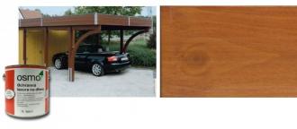 Ochranná olejová lazura na dřevo - 0,75 L / 728 CEDR