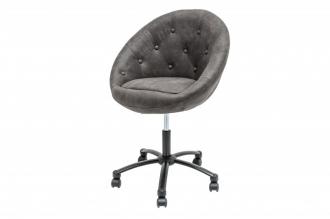 Pracovní židle COUTURE ANTIK GREY