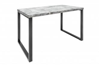 Konzolový stolek CONCRETE 120 CM