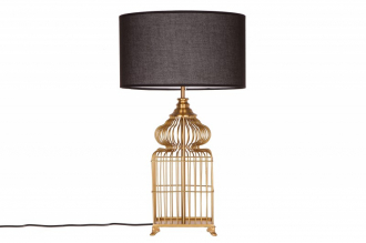 Stolní lampa CAGE GOLD