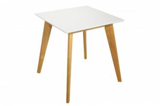 Jídelní stůl SCANDINAVIA 70CM WHITE