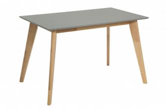 Jídelní stůl SCANDINAVIA 120CM GREY