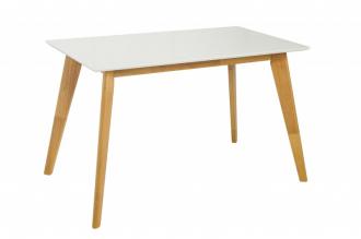 Jídelní stůl SCANDINAVIA 120CM WHITE