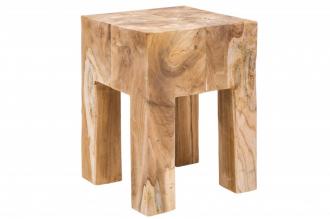 Odkládací stolek MOLAR masiv teak