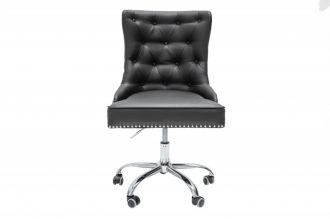 Pracovní židle VICTORIAN černá