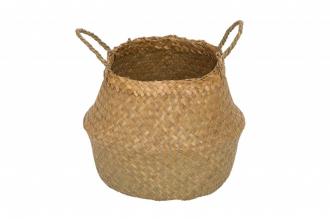 Skladový koš BAMBOO přírodní
