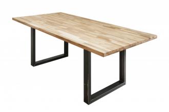Jídelní stůl WOTAN 160 CM masiv dub