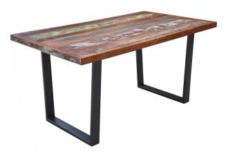 Jídelní stůl JAKARTA 180 CM masiv recykl
