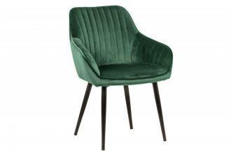Židle TURIN zelená
