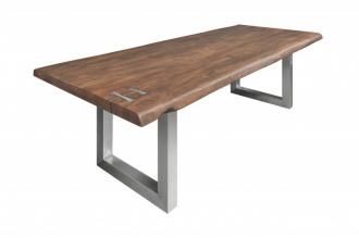 Jídelní stůl MAMMUT ART 200 CM masiv akácie