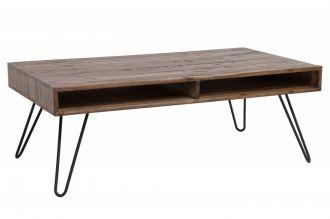 Konferenční stolek MANTIS 110 CM masiv akácie