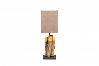 Stolní lampa BAUM 45 CM masiv