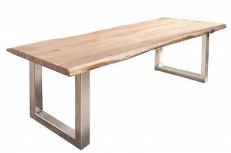 Jídelní stůl MAMMUT XXL 300 CM masiv akácie