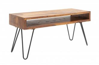 Konferenční stolek SCORPION 100 CM masiv sheesham