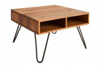 Konferenční stolek SCORPION  60 CM masiv sheesham