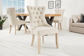 Jídelní židle CASTLE SP BEIGE