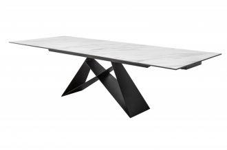 Jídelní stůl PROMETHEUS 180-260 CM MRAMOR rozkládací